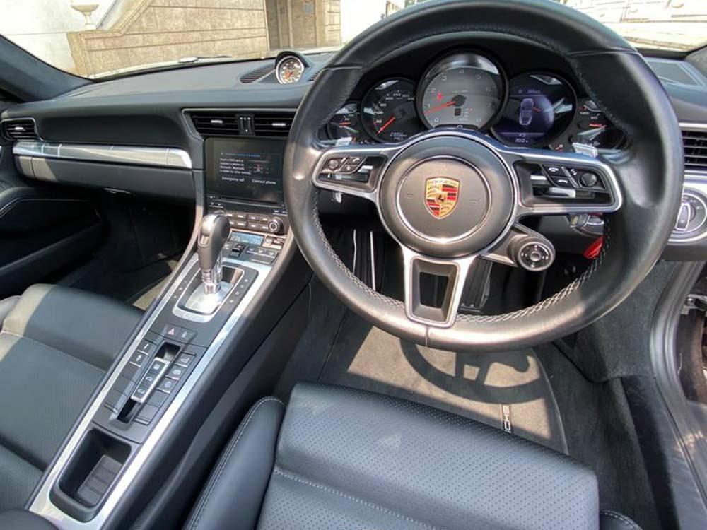 Porsche 911 991.2 Carrera 4S Auto