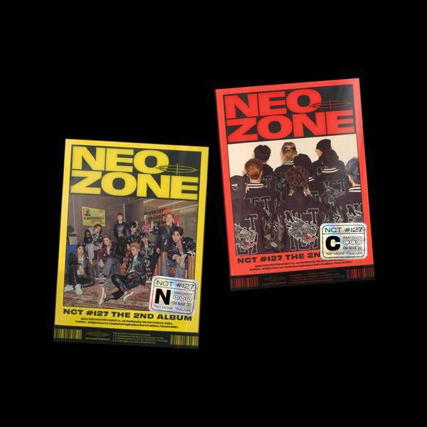 [Pre-Order] NCT 127 - Album Vol.2 (NCT #127 Neo Zone)