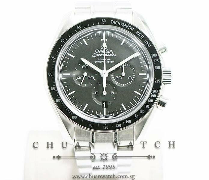Pre-Owned Omega Speedmaster Moonwatch Co-Axial Chronograph 44.25mm 311.30.44.50.01.002 - Discontinued
