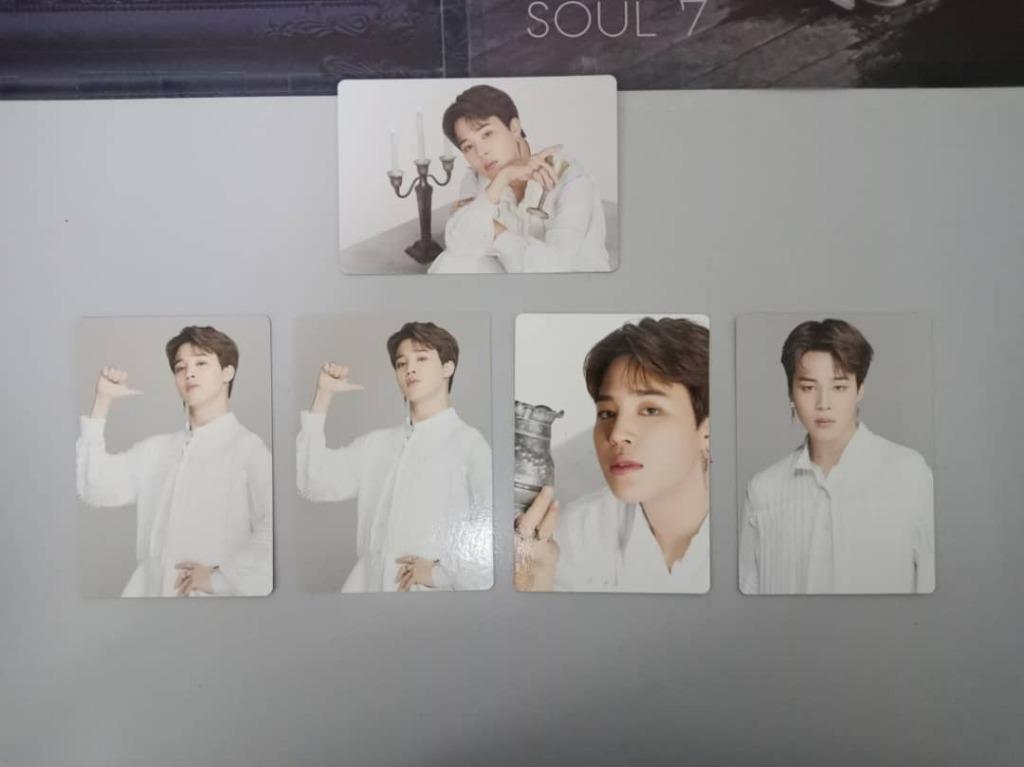 [Sale/Clearance] BTS Mini photocard photoset speak yourself final