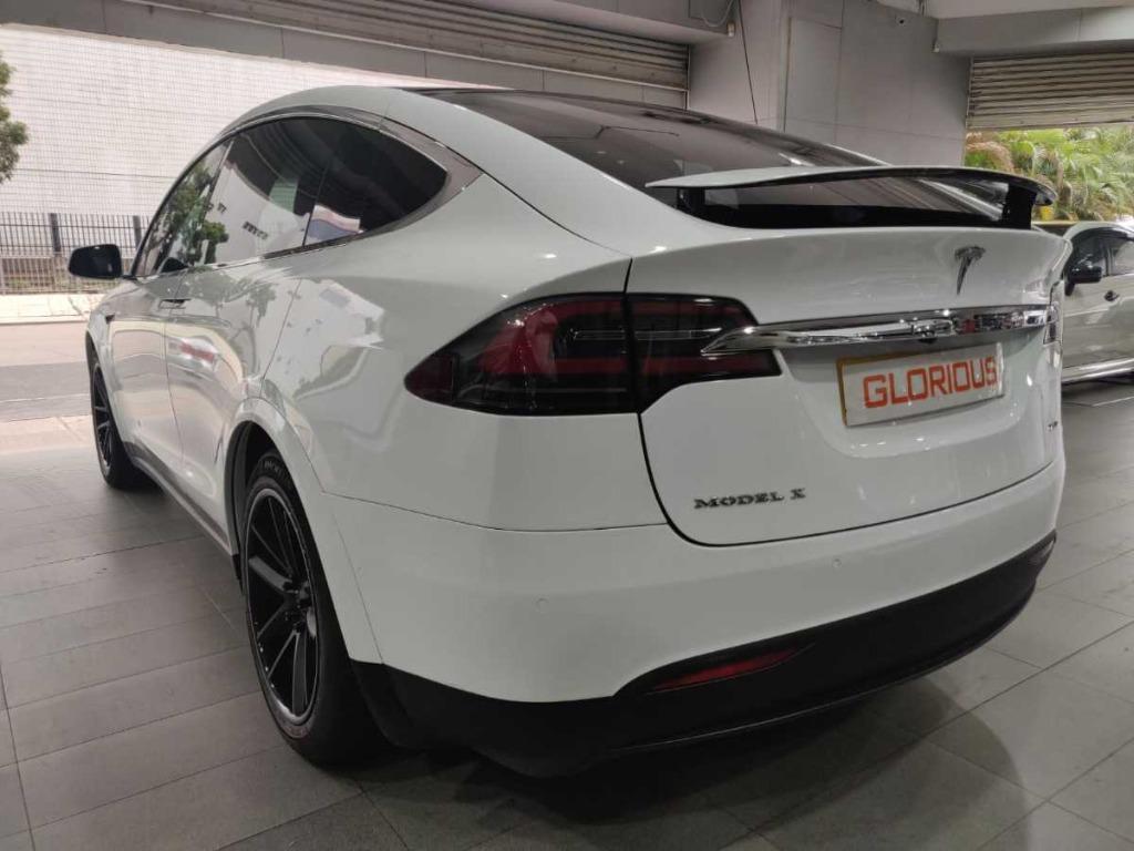 Tesla Model X 75D (A)