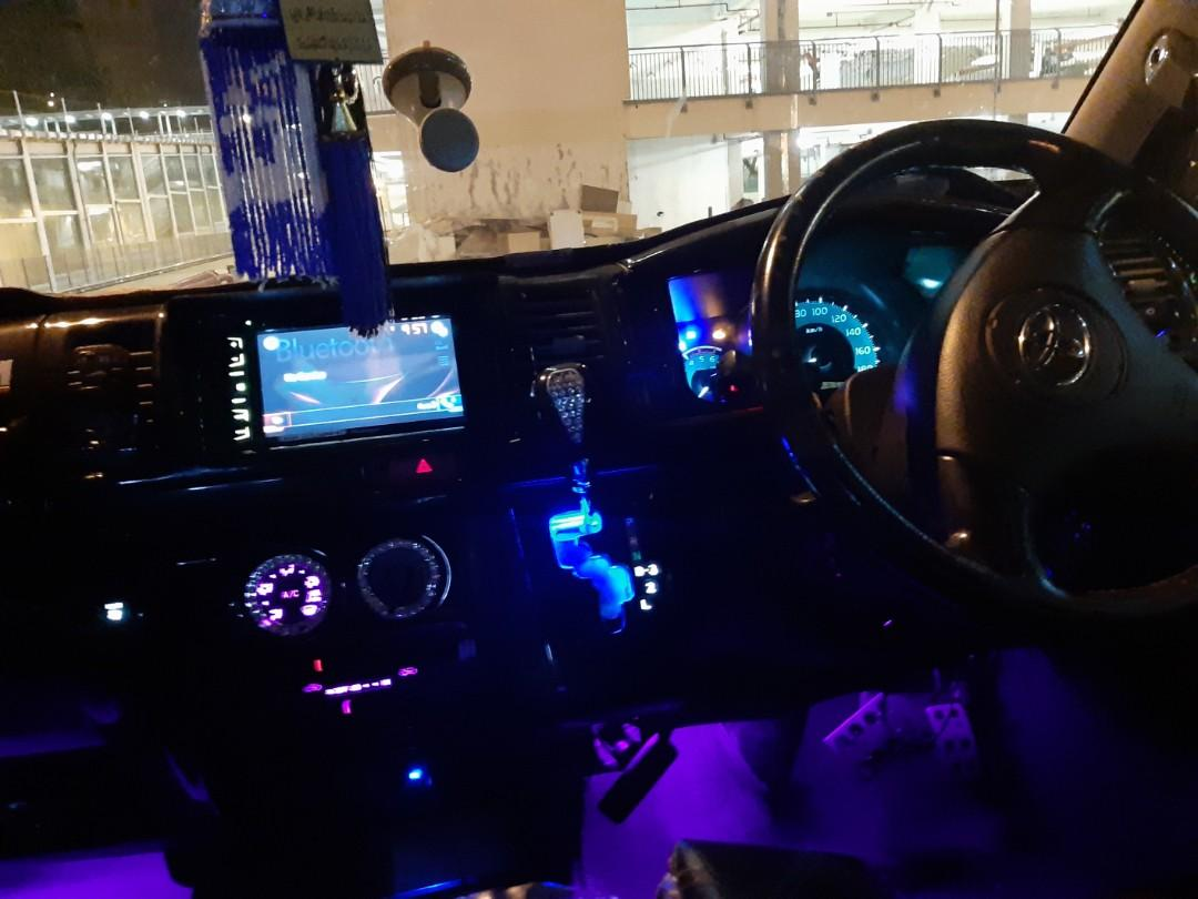Toyota Hiace Toyota Hiace Auto