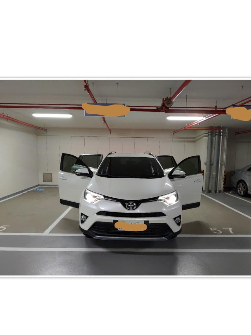 Toyota RAV4 五人座 排氣量2494