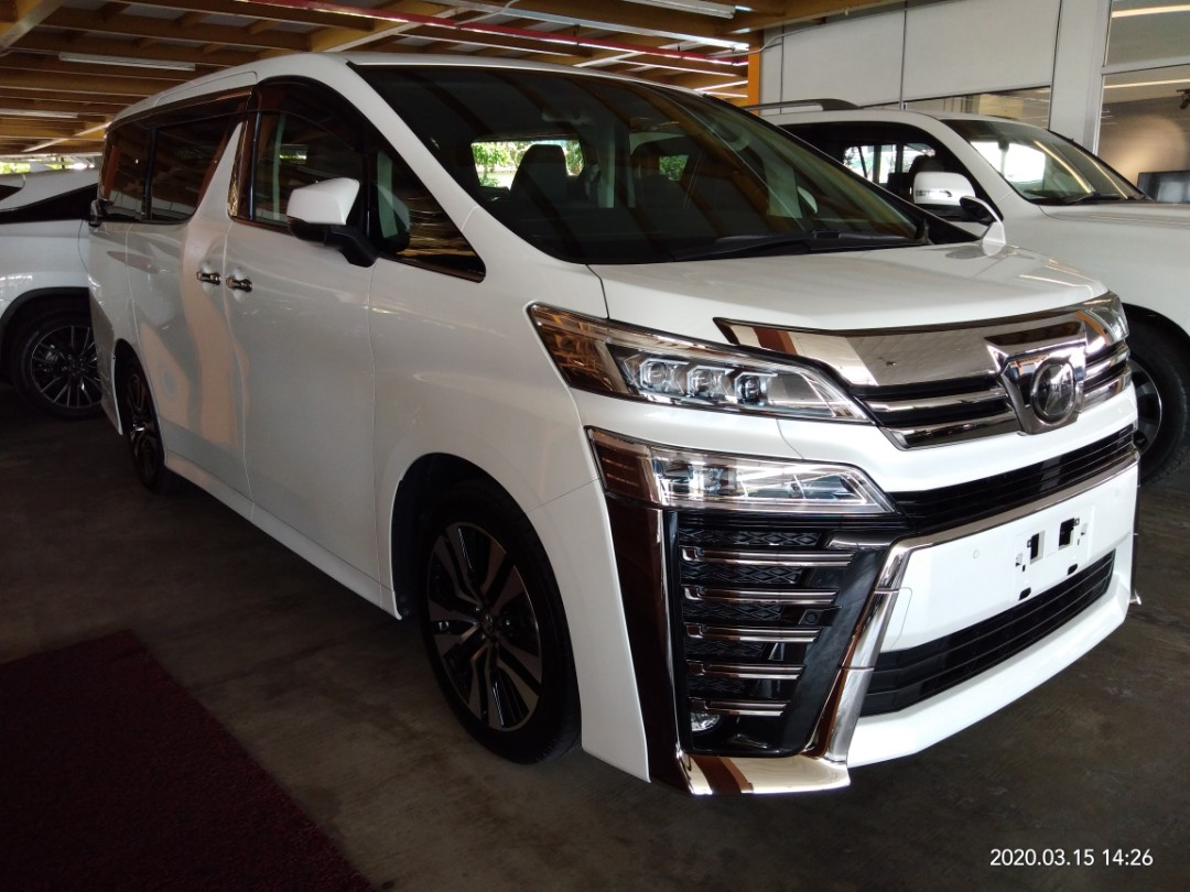 TOYOTA VELLFIRE ZG RECORD2019 ON THE ROAD PRICE RM👍👍👍📱🗣0⃣1⃣2⃣2⃣3⃣6⃣7⃣2⃣7⃣2⃣☺🙏