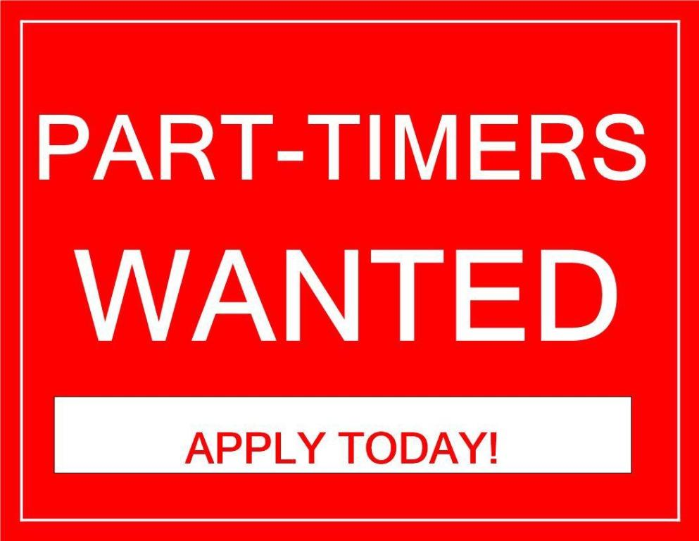 URGENTLY Looking for Part timers roadshow events GOOD Pay