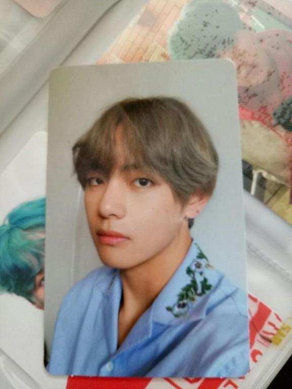 [WTT] BTS V Love Yourself : Her Official Photocard