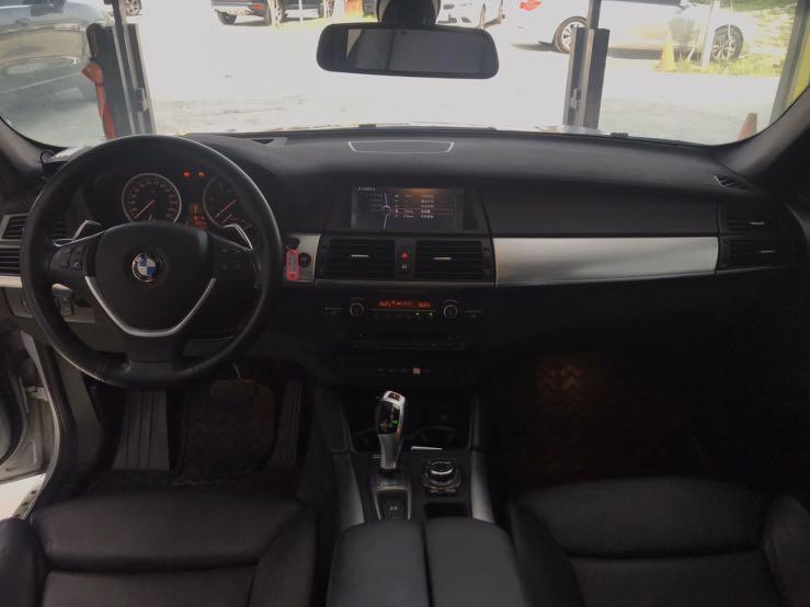 #X6-40d 柴油 BMW 2011年