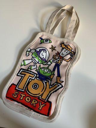 (近全新)玩具總動員帆布袋