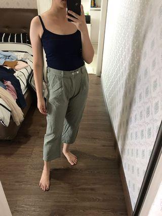 Celana jeans fit to L
