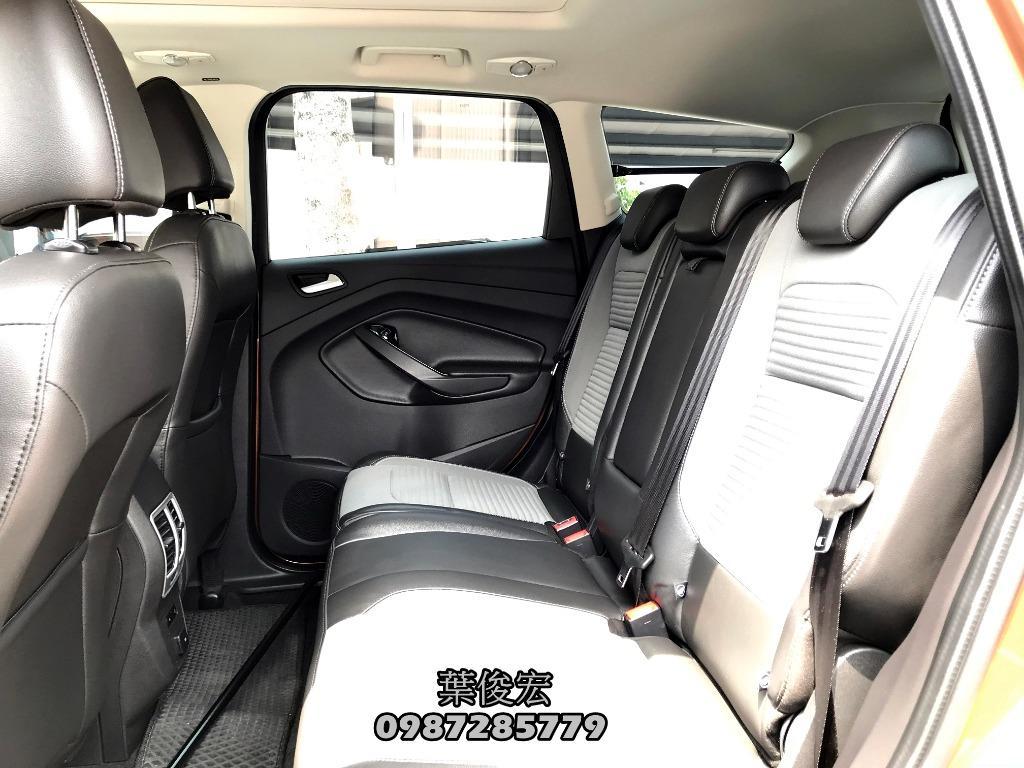 福特原廠認證中古車2016年Ford KUGA 1.5 影音特仕版 原廠認證保固