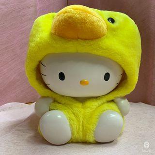 【Hello Kitty】 KITTY變身小雞儲金筒