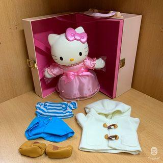 【Hello Kitty】KITTY主題套裝收藏盒