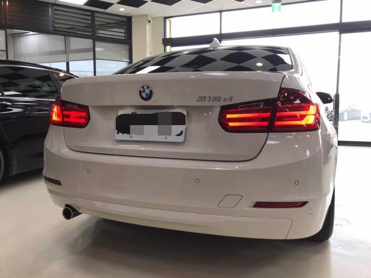 #318d 柴油 BMW 2014-5年 總代理