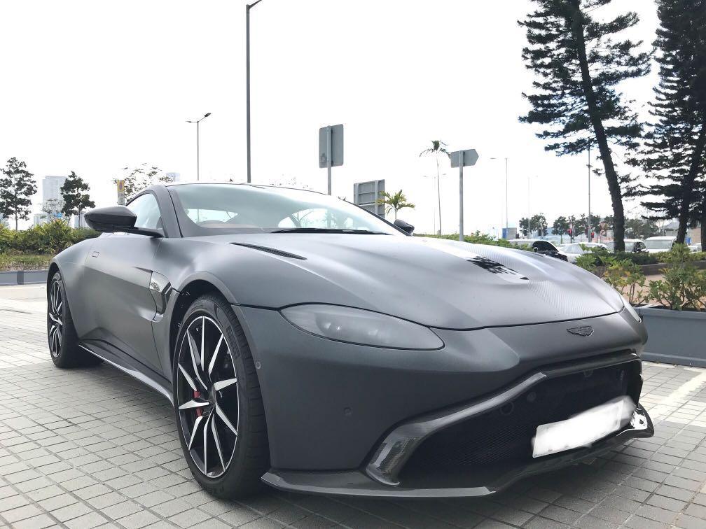 Aston Martin Vantage 4.0 Auto