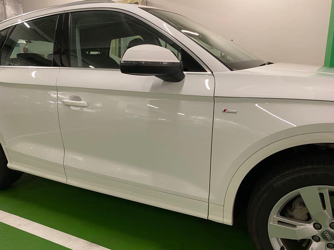 Audi Q5 45 TFSI Quattro  Auto