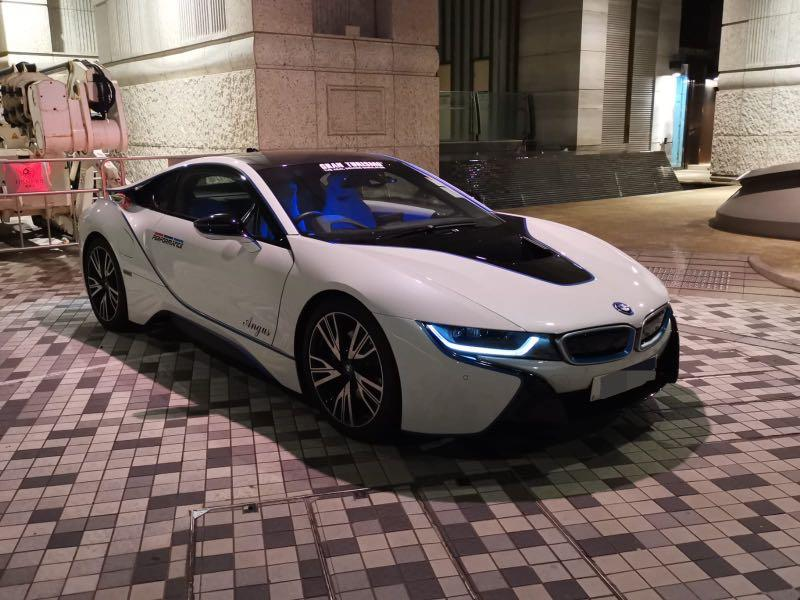 BMW i8 Pure Impluse Auto