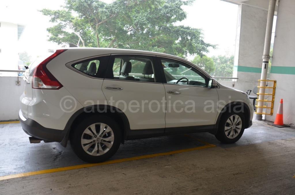 Honda CR-V 2.4 2WD i-VTEC Sunroof (A)
