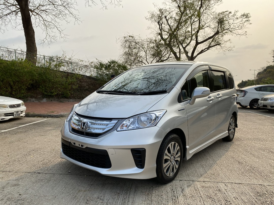 Honda Freed Hybrid Just Selection Auto