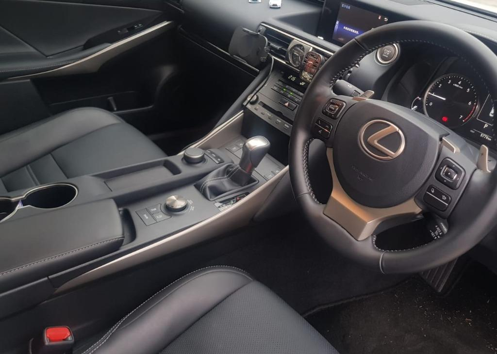Lexus IS 300 Hybrid (A)