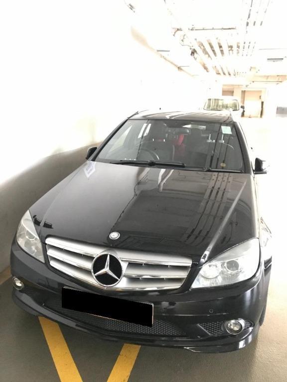 Mercedes-Benz C200 AMG ESTATE Auto