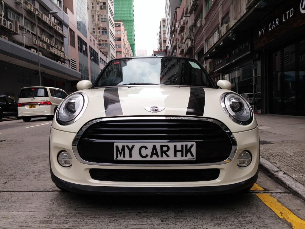 MINI Cooper CABRIO 2016 Auto