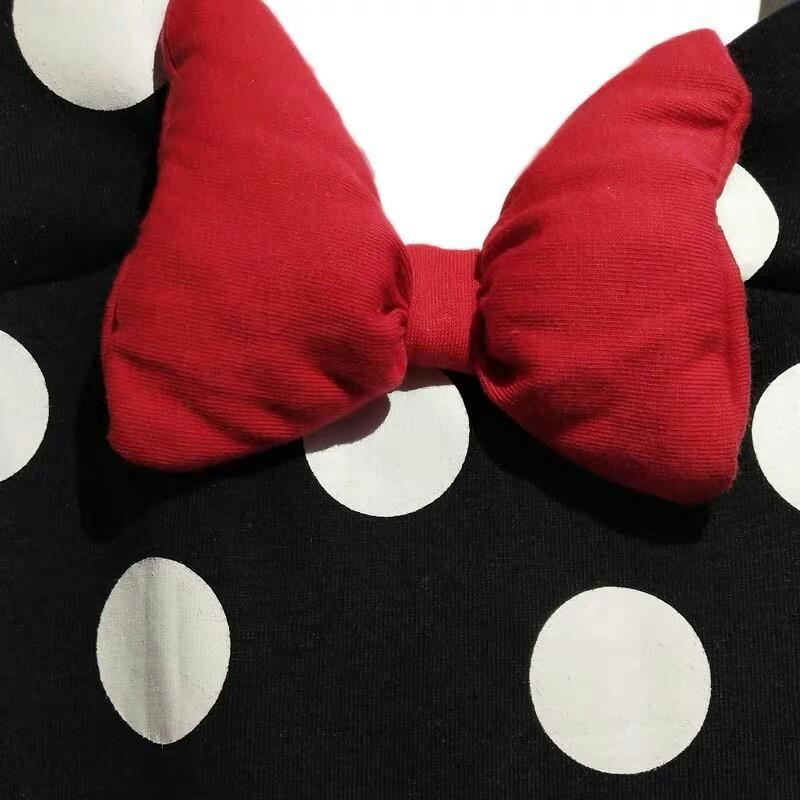 Original P Minnie Disney princess skirt black and white collocation heavy cotton cotton and linen fabrics sewing cotton cake skirt layers overlap and become fleeciness feeling good inside cotton build body ultra beautiful soft fabric hem peng babies m