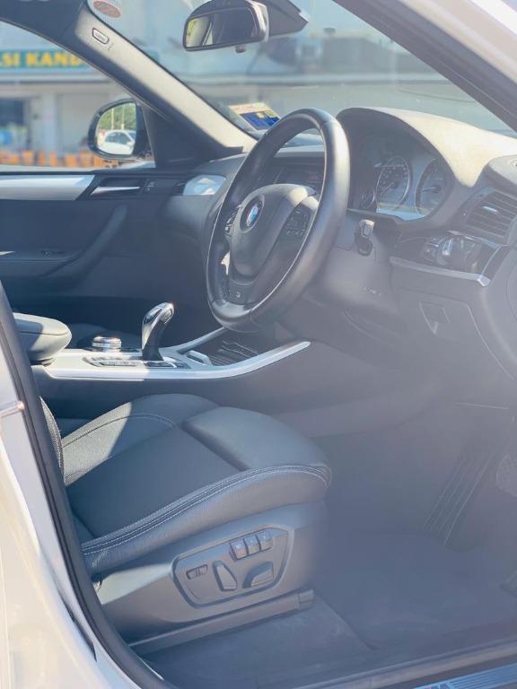SAMBUNG BAYAR / CONTINUE LOAN MODEL BMW X4 M-SPORT