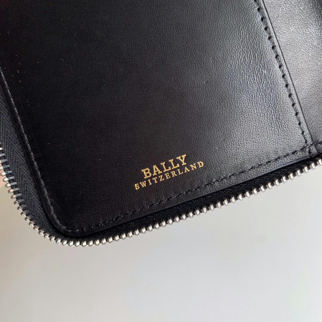 Original Spot factory direct B wallet original authentic original oil wax cowhide more with more light two colors into details determine quality