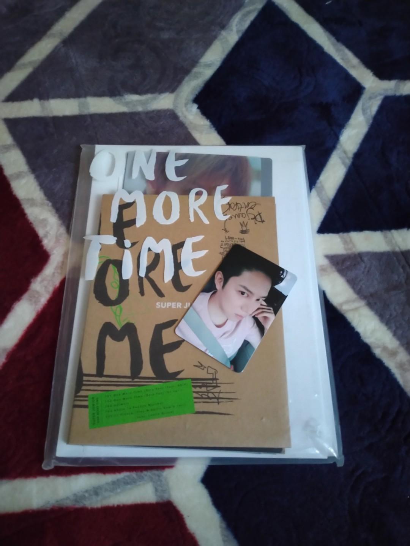 Super Junior - Special Mini Album - One More Time (Normal Ed.)