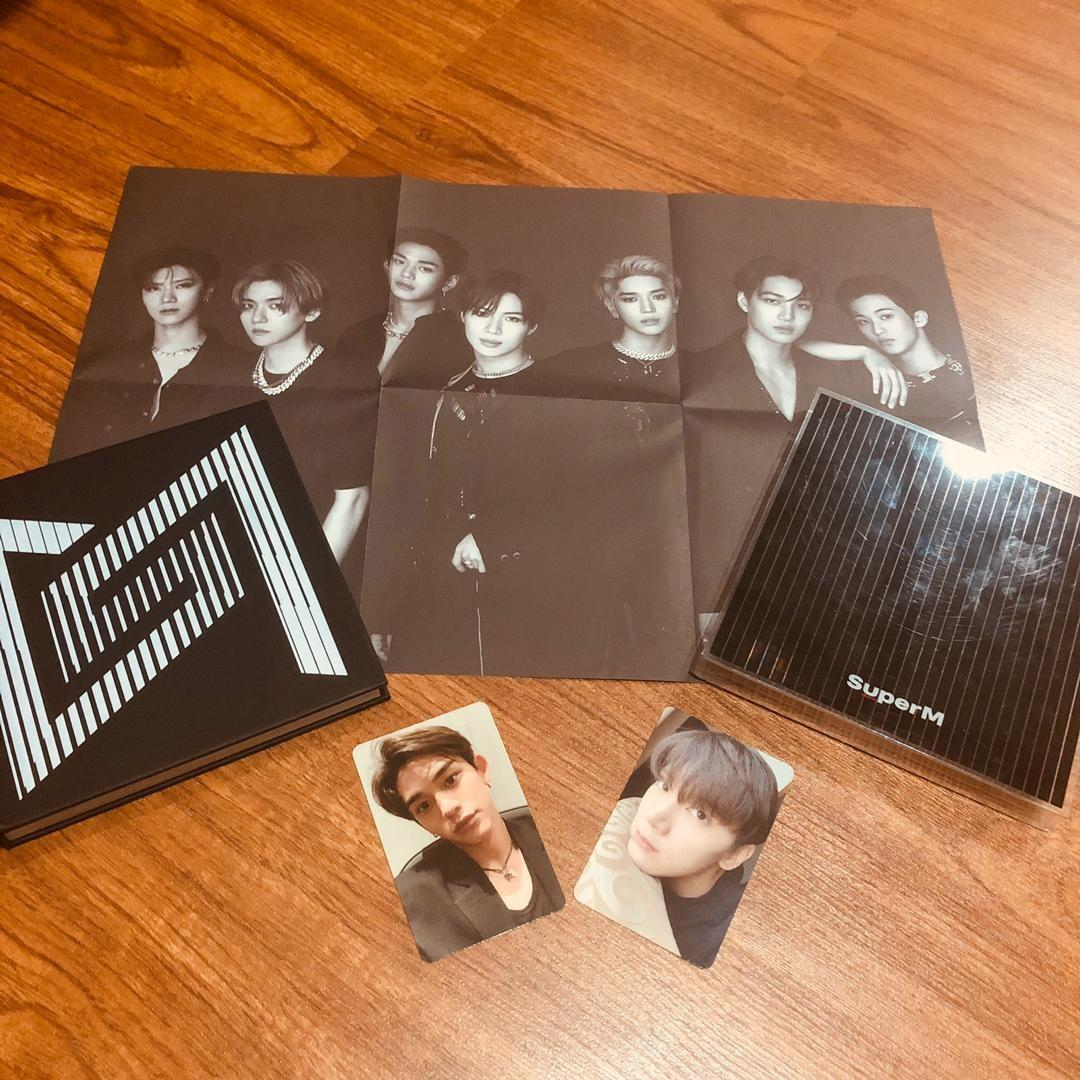 SuperM The First Mini Album UNITED Ver (US Edition)