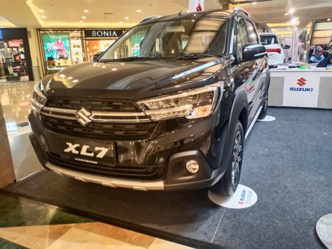 Suzuki XL 7 DP Mulai 10 Jt an,Saat nya Pakai Kendaraan Pribadi