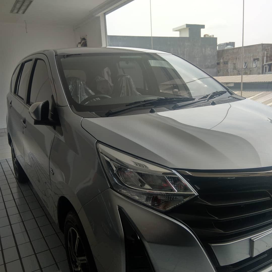 Toyota Calya paket kredit dp murah angsuran ringan