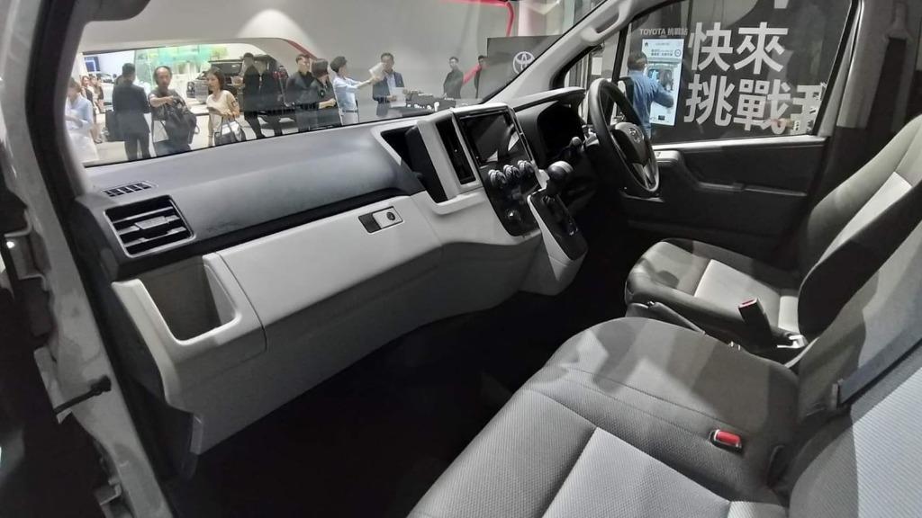 Toyota Hiace AT Auto