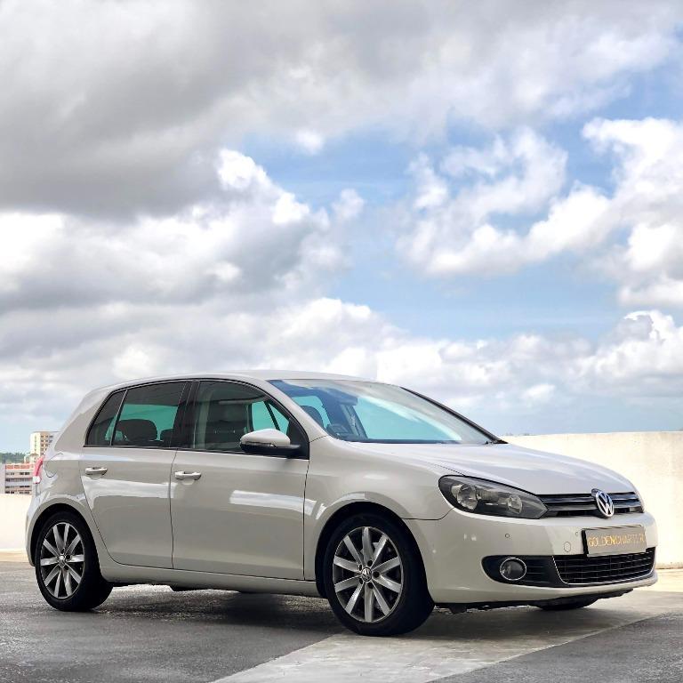 Volkswagen Golf For Rent ! Gojek ,  Grab , Personal