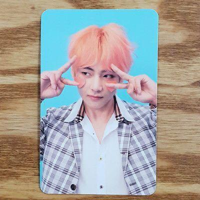 [WTB] BTS LOVE YOURSELF ANSWER PHOTOCARDS JIMIN AND V