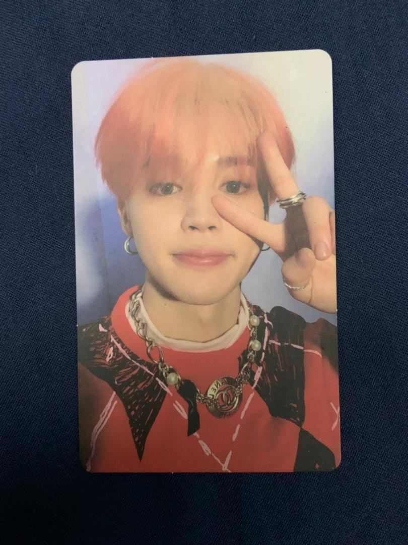 [WTS] JIMIN BTS MAP OF THE SOUL MOTS PERSONA VER 4 PC