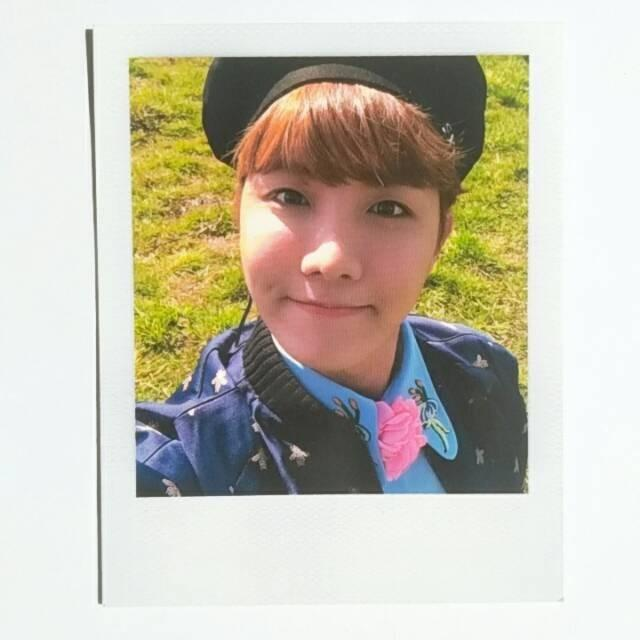 [WTT] BTS Jhope Young Forever Night Ver Official Photocard