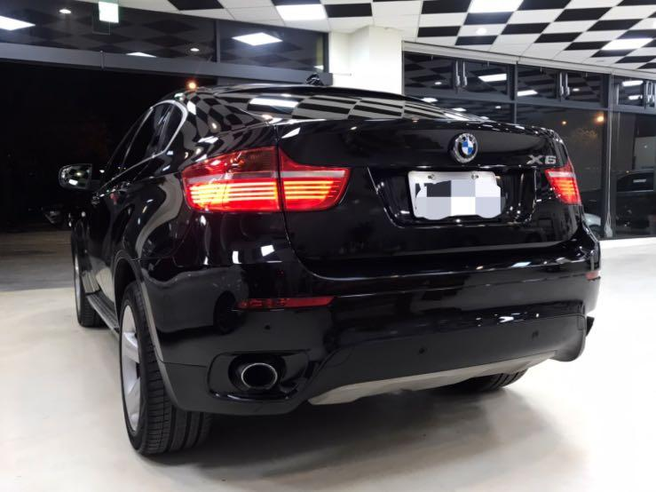 #X6-40d 柴油 8 速 2011年 BMW實跑