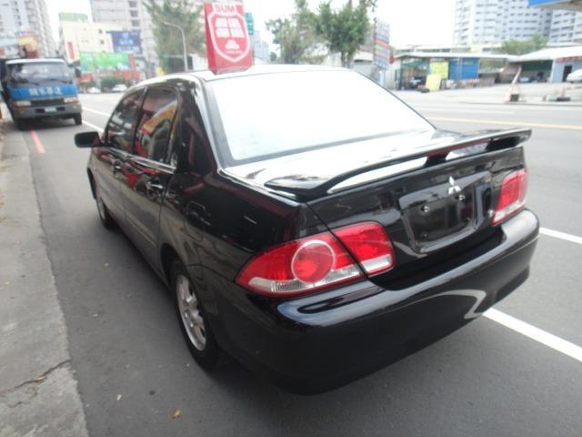 05 G.Lancer 菱帥1.6 [新款]黑色~天窗.車極美!