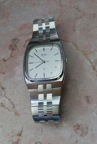 *Seiko thin watch薄裝精工