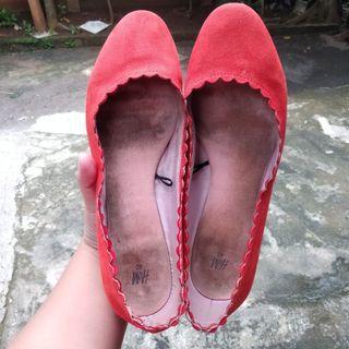 Flatshoes hnm