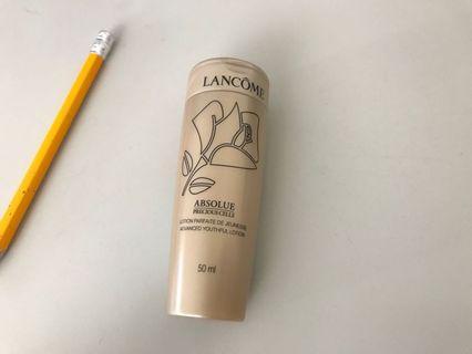 Lancôme 絕對完美精緻活化柔膚露