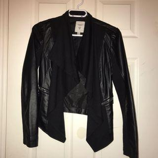 Leather jacket from Guess
