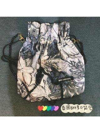 泰國🇹🇭BKK休閒束口背包