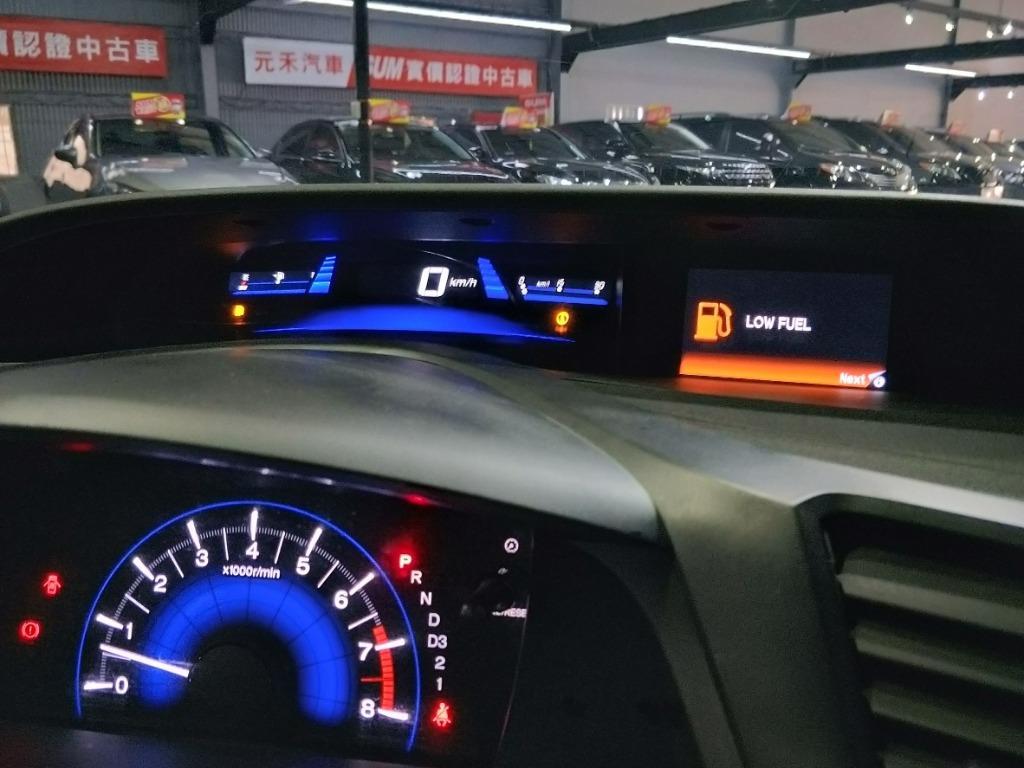 2012 HONDA Civic1.8 K14 開價低沒利潤,殺價別來