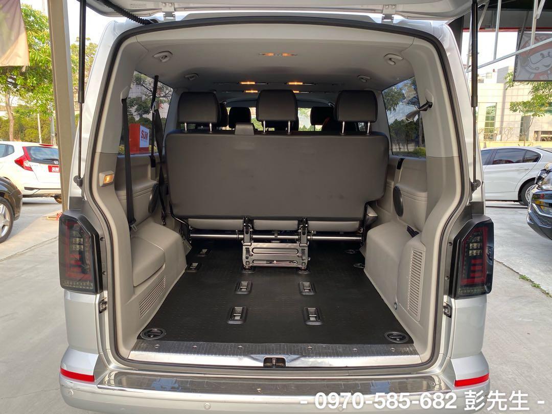 2016 福斯 T6 長軸2.0 TDI 110kW