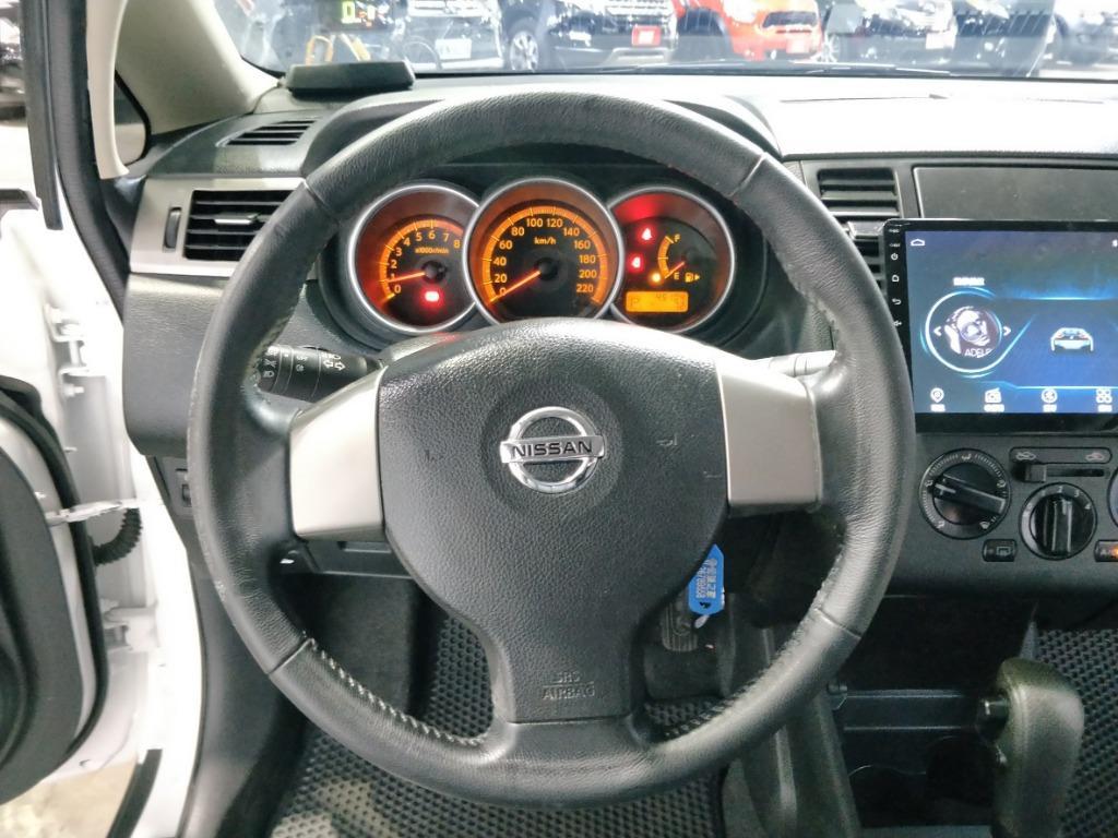正2016年 Nissan TIIDA 1.6  秒殺價19.8萬