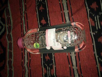 New Garnier micellar water 400ml