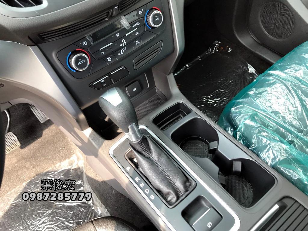 福特原廠認證中古車2020年出廠 未領牌KUGA 1.5汽油渦輪 入門款 適用舊換新折抵五萬元