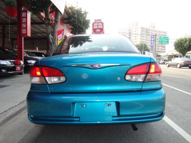 99 Festiva 新嘉年華 1.5 藍 最大的小車~純一手.女用車.車況美!